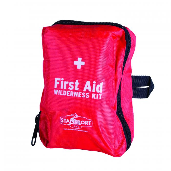 Stansport Wilderness First Aid Kit