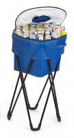 Picnic Plus Insulated Tub Cooler with Stand - Royal