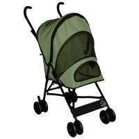 "Pet Gear Travel Lite Pet Stroller Sage 16"" x 11"" x 21"""