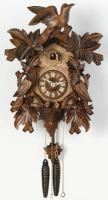 "River City 16"" Seven Leaves, Three Birds, with Nest Cuckoo Clock"