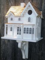Home Bazaar Ornamental Farmhouse Birdhouse