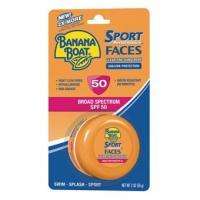 Banana Boat Sport Bb Faces Zinc 2Oz - Spf 50