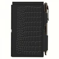 Wellspring Flip Note Croc Black