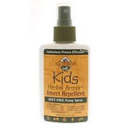 All Terrain Herbal Armor Kids Spray, 4 Ounce