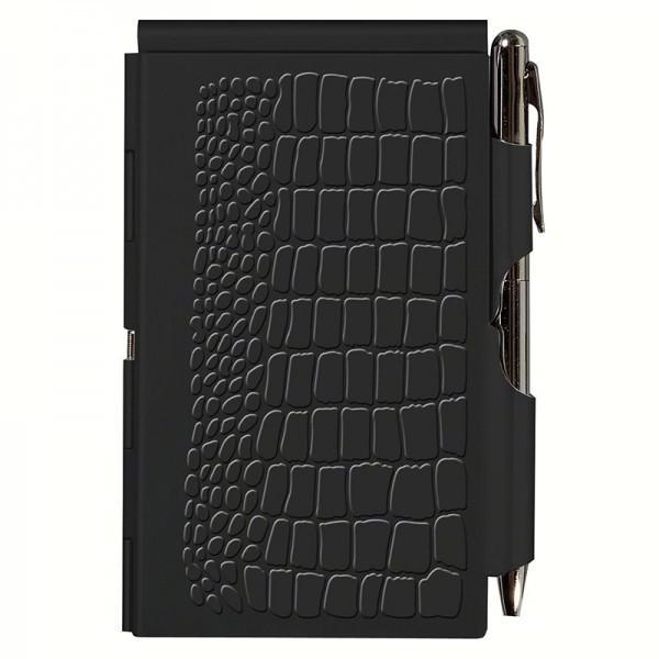 Wellspring Flip Note Croc Black