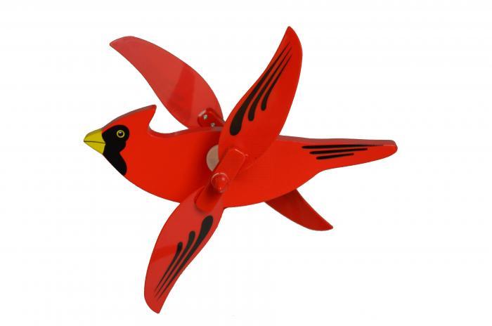 Flying Colors Cardinal WhirlyGig