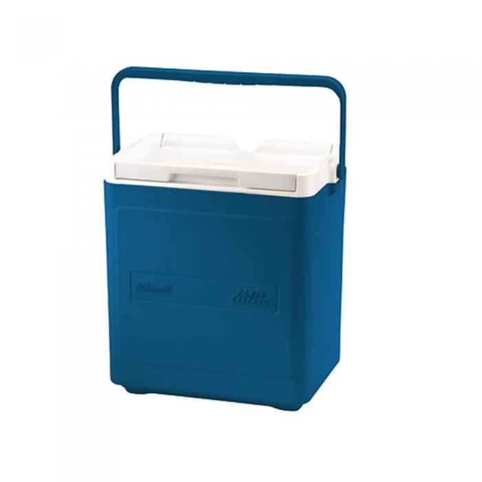 Coleman 20 Can Party Stacker Cooler - Blue