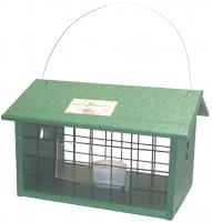 Songbird Essentials Meal Worm Jail Bird Feeder