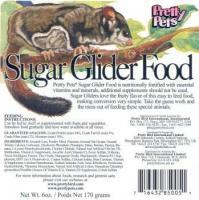 Sugar Glider Food 12 Oz
