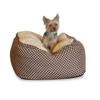 Deluxe Cuddle Cube - Small/Brown