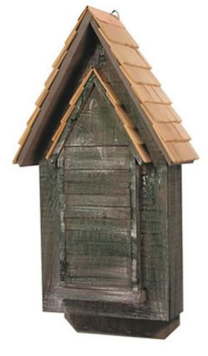 Heartwood Victorian Bat House, Grey