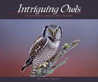 Adventure Publications Intriguing Owls