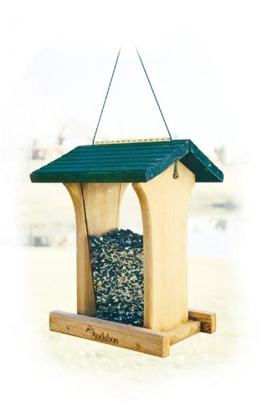 Woodlink Large Bin  Bird Feeder
