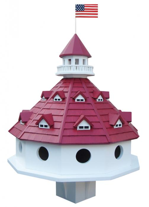 Hotel California Purple Martin Birdhouse