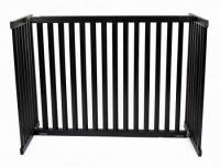Large Kensington Pet Gate - Black