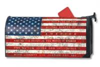 Magnet Works Pledge of Allegiance MailWrap