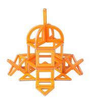 PowerClix Creative Color Set: 40 Pcsc Orange
