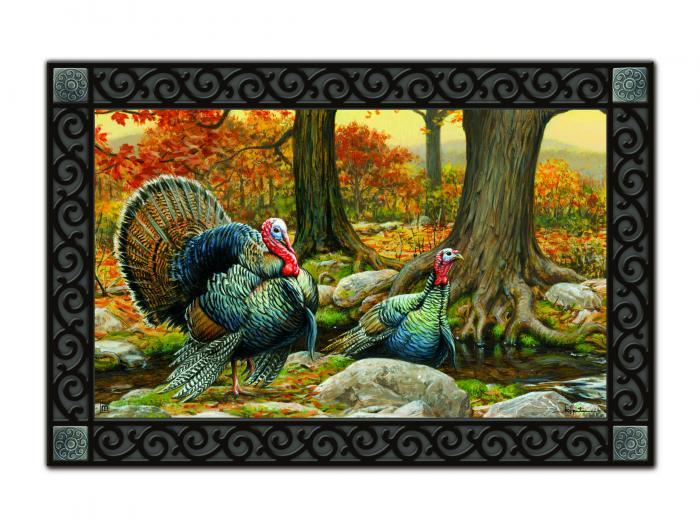 Magnet Works Turkeys MatMate