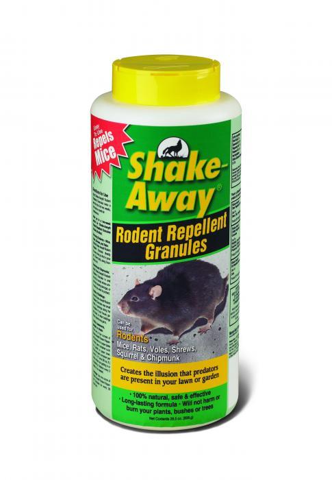 Shake-Away 28.5 oz Rodent Repellent Granules