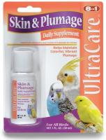 Skin & Plummage Food Sup 1oz