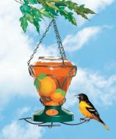 Perky Pet 24 Ounce Glass Oriole Bird Feeder
