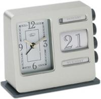 Chass Bank Calendar Alarm Clock