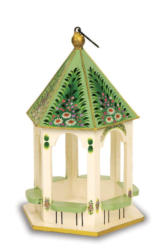 Victorian Backyard Birds : Achla Designs Victorian Bird Feeder