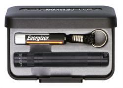 MagLite - Solitaire Flashlight Black Presentation Box