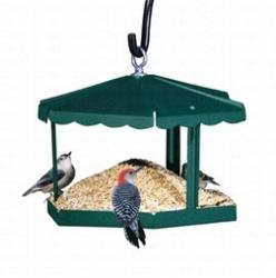 Homestead Fly-Thru Gazebo Bird Feeder