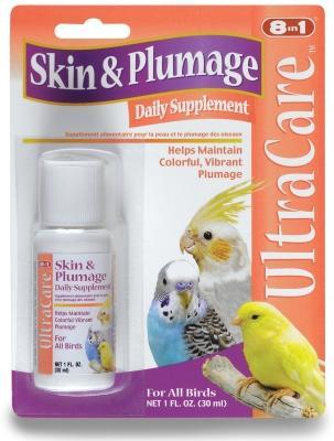 Skin & Plummage Food Sup 1oz