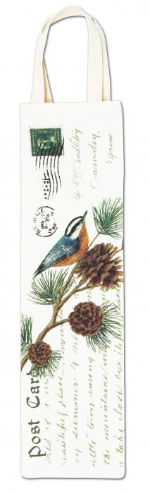 Alice's Cottage Nuthatch Wine Caddy