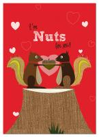 Tree Free Greetings Nuts For You Love