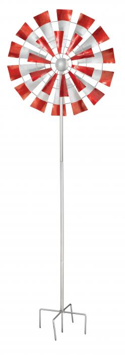 Regal Art & Gift 26 inch Kinetic Stake Windmill