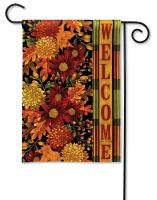 Magnet Works Welcome Fall Garden Flag