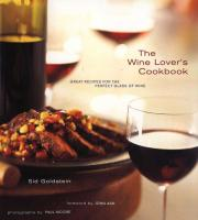 Chronicle Books The Wine Lover's Cookbook