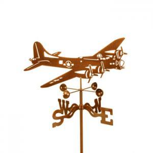 EZ Vane Airplane B17 Weathervane