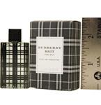 Burberry Brit by Burberry Eau De Toilette .16 Oz Mini for Men