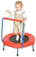 Mini (Nursery) Fold & Go Trampoline
