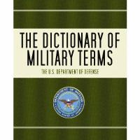 SnugPak The Dictionary of Tactical Terms