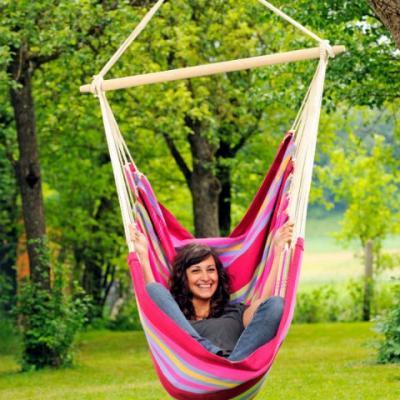Byer of Maine Brazil Hammock Chair, Sorbet