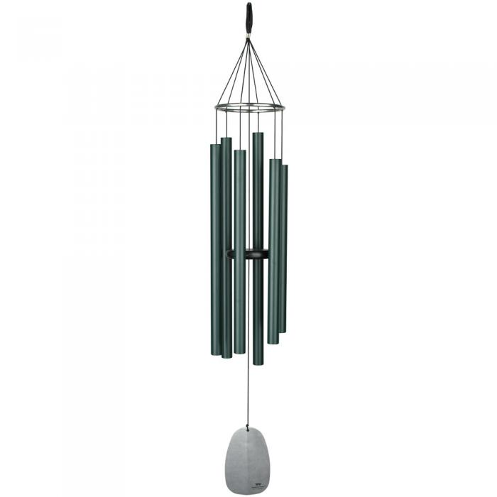 Woodstock Chimes Bells of Paradise - Large, Rainforest Green