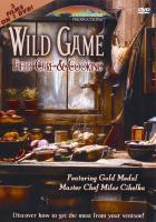 Stoney-Wolf Wild Game Field Care & Cooking DVD