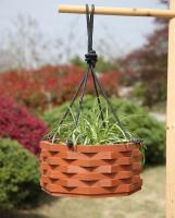 Convenience Concepts Deluxe Hanging Planter (Red Cedar)