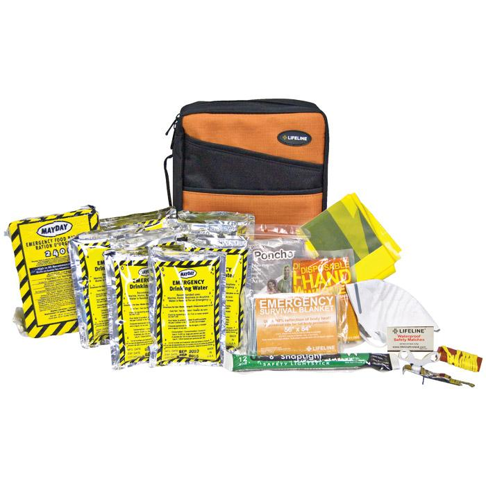 Lifeline 48hr Emergency Kit 1 Person