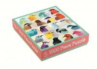 Chronicle Books Avian Friends Puzzle - 1000 pcs