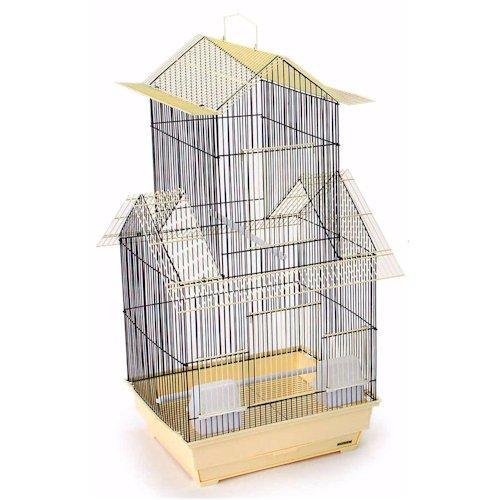 Bejing Bird Cage - Yellow