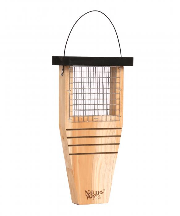 Nature's Way Cedar Tail Prop Suet Feeder