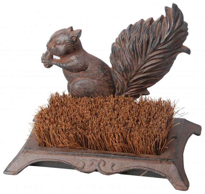 Best For Birds Boot Brush Squirrel