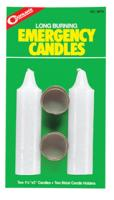 Coghlans Emergency Candles -- pkg of 2