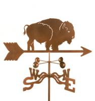 EZ Vane Bison Weathervane